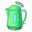 appliance, drink, kettle, kitchen icon