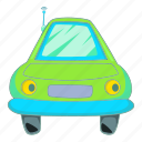 car, electric, internet, transportation icon
