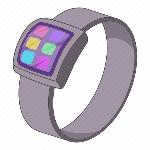 clock, smart, time, watch icon