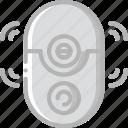 bell, door, home, smart, video icon