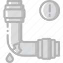detection, home, leak, smart icon