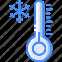 cool, home, smart, temperature icon