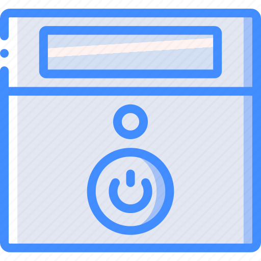 home, panel, smart icon