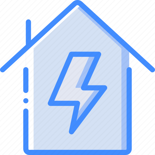 home, power, smart icon