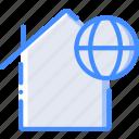 enabled, home, internet, smart