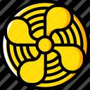fan, home, smart icon