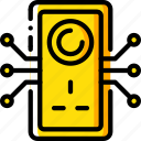 home, plug, smart, uk icon