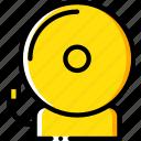alarm, home, smart icon
