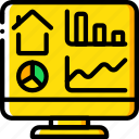 dashboard, home, monitor, smart