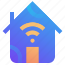 electronic, home, house, smart, technology icon