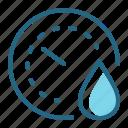comfort, humidity, hygrometer, moisture level icon