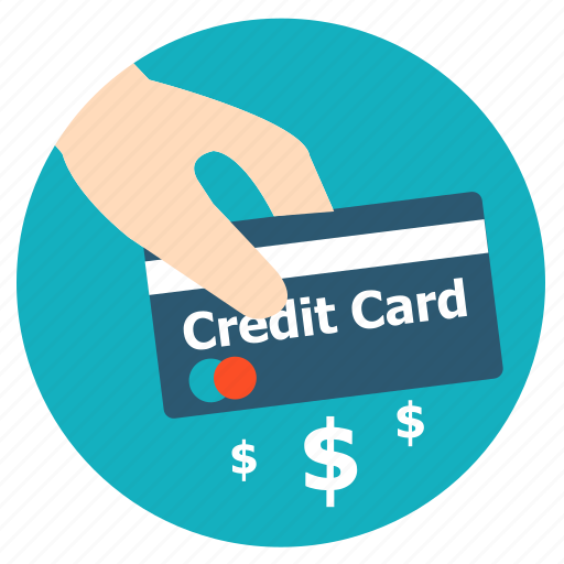 buy, card, cash, credit, hand, pay, sale icon