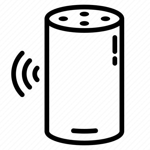 amazon, command, home, smart, voice icon
