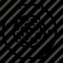 detect, fire, sensor, smoke icon