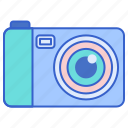 camera, media, photography icon