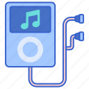 mp4, music, player icon