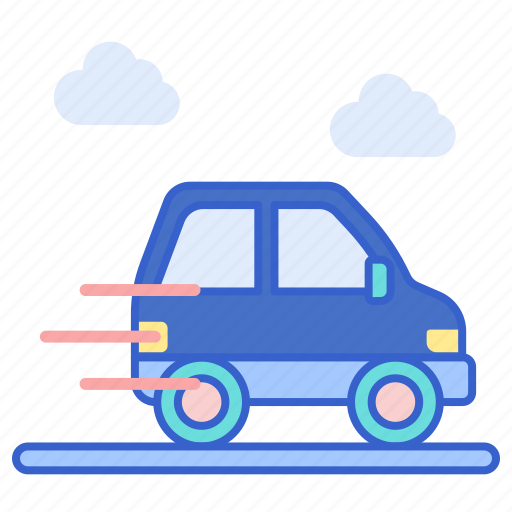 car, mobility, vehicle icon