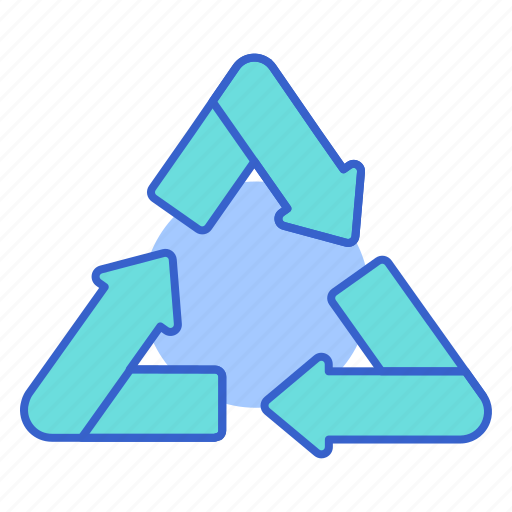 arrow, cycle, recycle icon