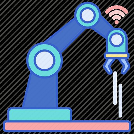 robotics, signal, wifi icon