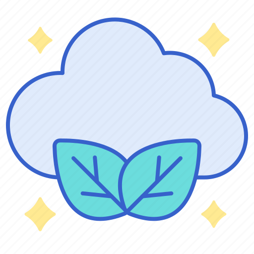 cloud, ecology, environment icon