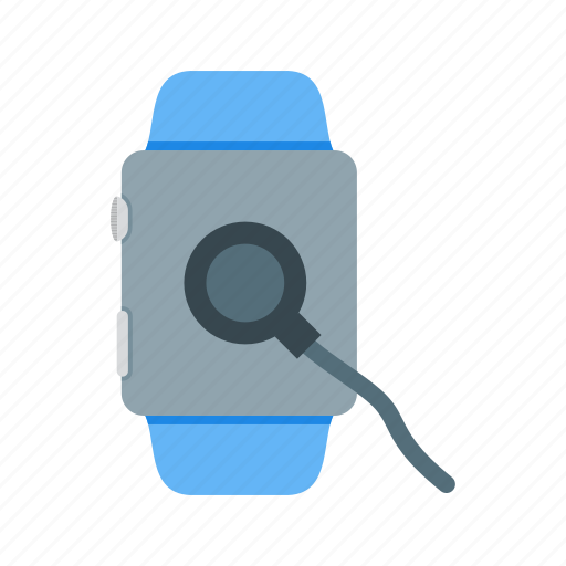 Adapter, battery, cable, charger, plug, power, watch icon - Download on Iconfinder