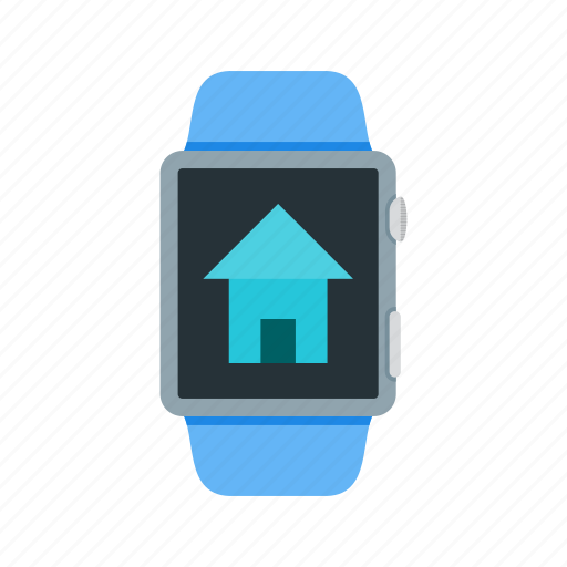 Access, apps, control, home, screen, smart, watch icon - Download on Iconfinder