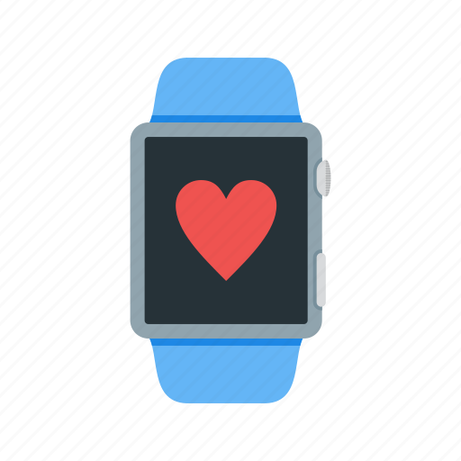 Heart, cardiology, beat, app, pulse, health, medical icon - Download