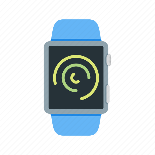 activity, app, display, smart, sport, style, watch icon