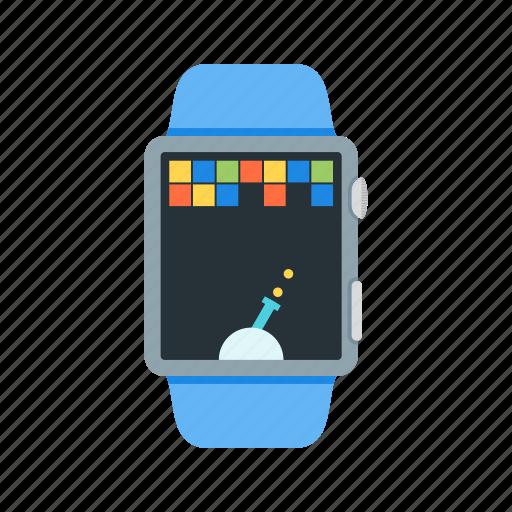 App, design, development, entertainment, game, smart, watch icon - Download on Iconfinder