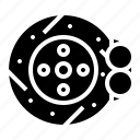 automobile, brake, car, disc, repair, vehicle icon