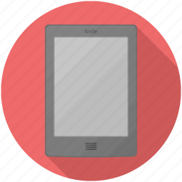 Touch, kindle, ebook, reader icon