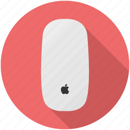 apple, magic, mouse icon