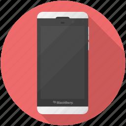 blackberry, phone, smart, smartphone, z10 icon