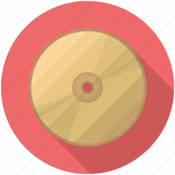 dvd, storage icon
