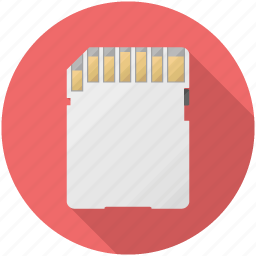 drive, flash, sd, storage icon