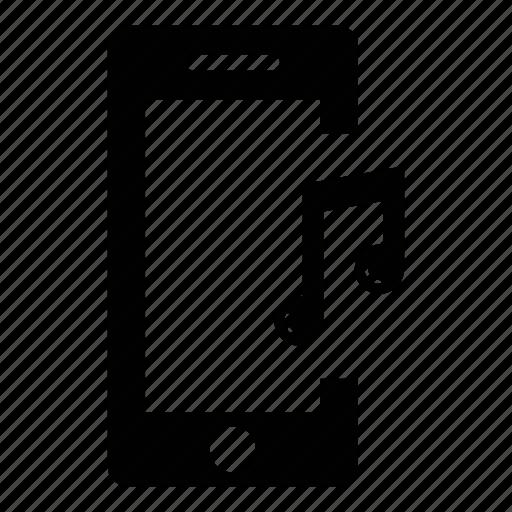 mobile phone, music, music player, phone, smart phone, smartphone icon