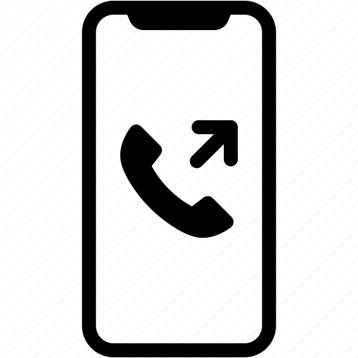 call, device, missed, mobile, phone, smartphone icon