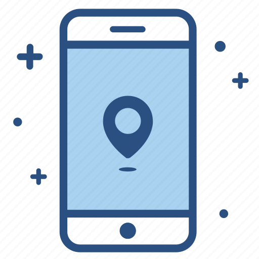 address, location, map, map pin, mobile, smartphone, street icon