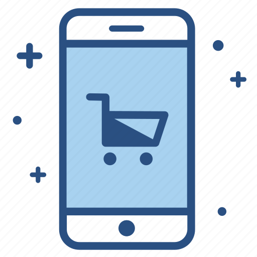 Cart, ecommerce, online, shop, shopping, smartphone, store icon - Download on Iconfinder