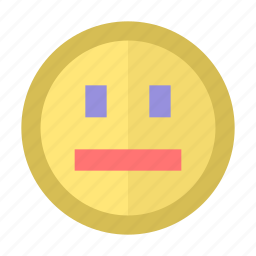 emoticon, face, message, smile, sticker, text, user icon