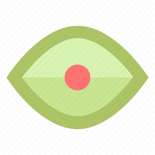 enabled, eye, glance, layer, look, visibility, visible icon