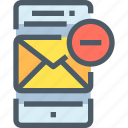 email, letter, mail, mobile, smartphone, technology