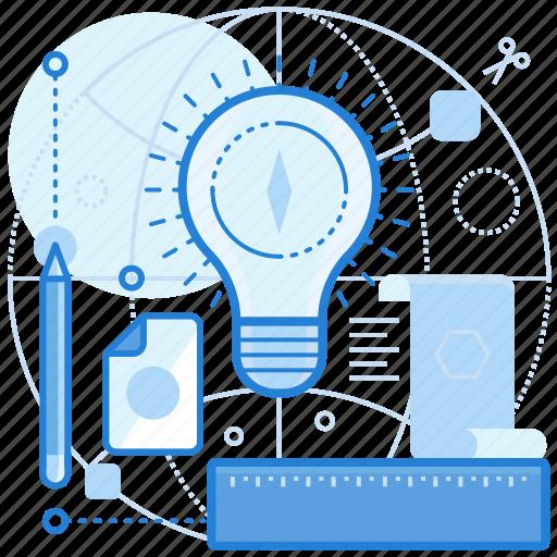 design, prototype, smartphone icon