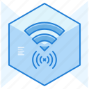 internet, smartphone, wifi, wireless icon