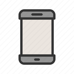 cell, digital, mobile, phone, screen, smartphone, technology icon