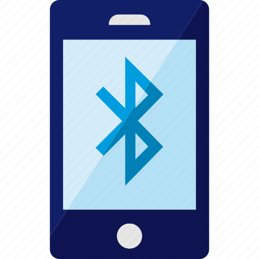 bluetooth, connect, connection, mobile, smartphone icon
