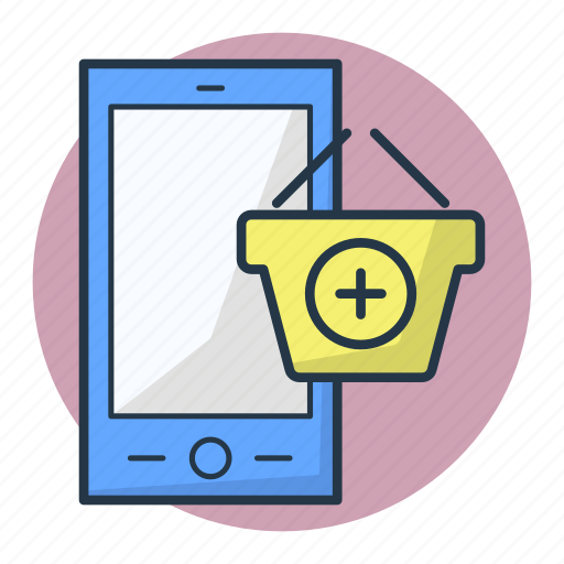 Cellphone, mobile phone, notification, smartphone, touch screen icon - Download on Iconfinder