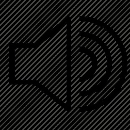 audio, mode, sound mode icon