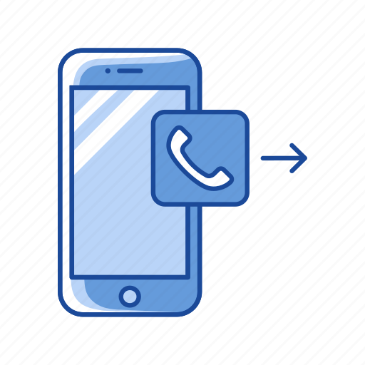 call, calling, outgoing call, phone call icon
