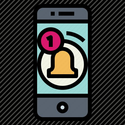 notification, signaling, warning, web icon